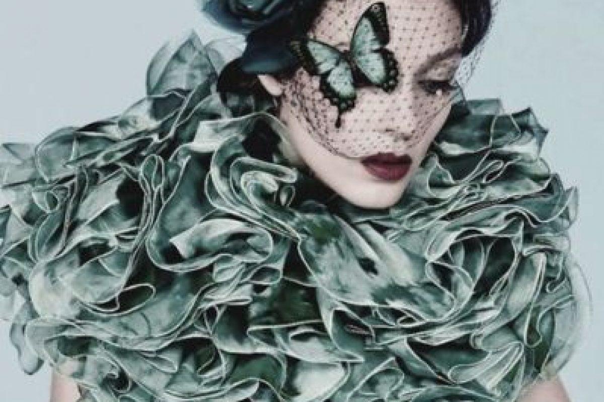 Pero en la vida real, existe un blog dedicado a esos caprichos de la moda. Foto:Capitol Couture. Imagen Por: