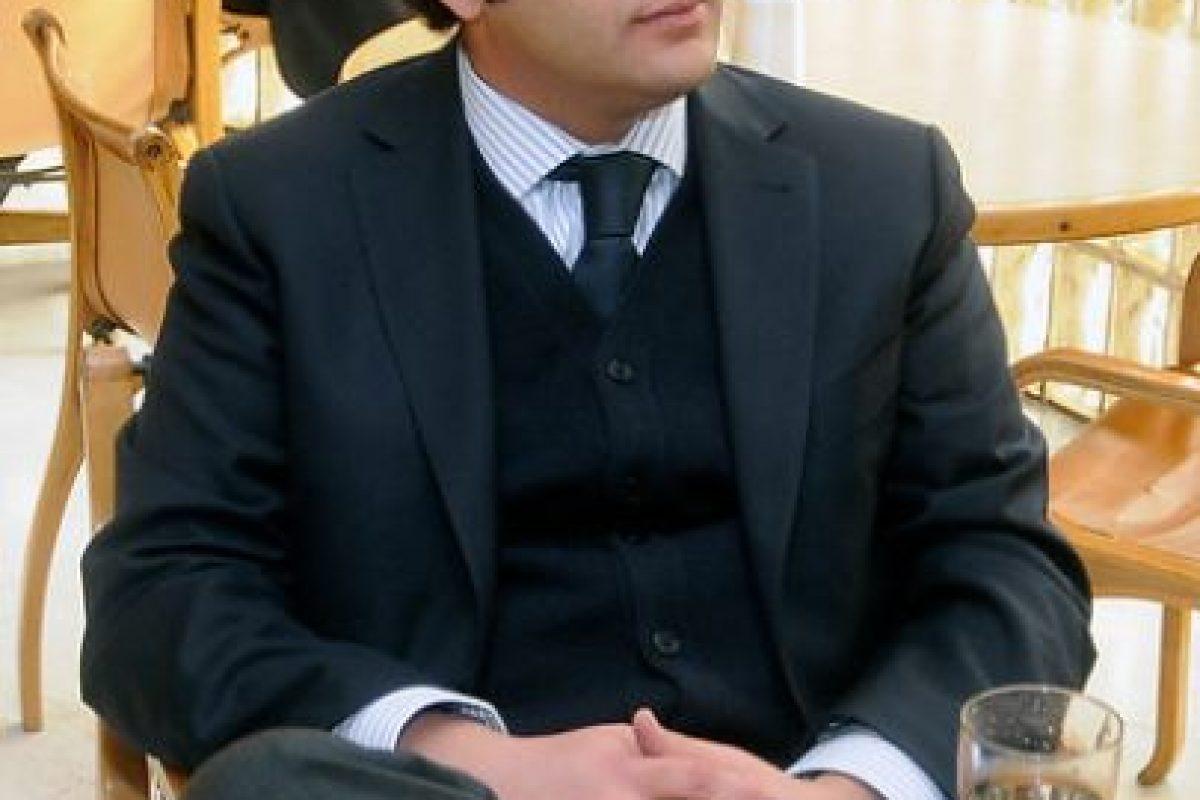 Issa Kort, diputado UDI por el distrito 52 de la Región de O'Higgins. Foto:Agencia Uno. Imagen Por: