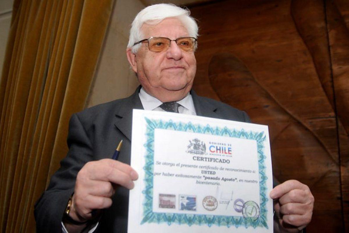 Enrique Jaramillo, diputado PPD por el distrito 54 de la Región de Los Ríos. Foto:Agencia Uno. Imagen Por: