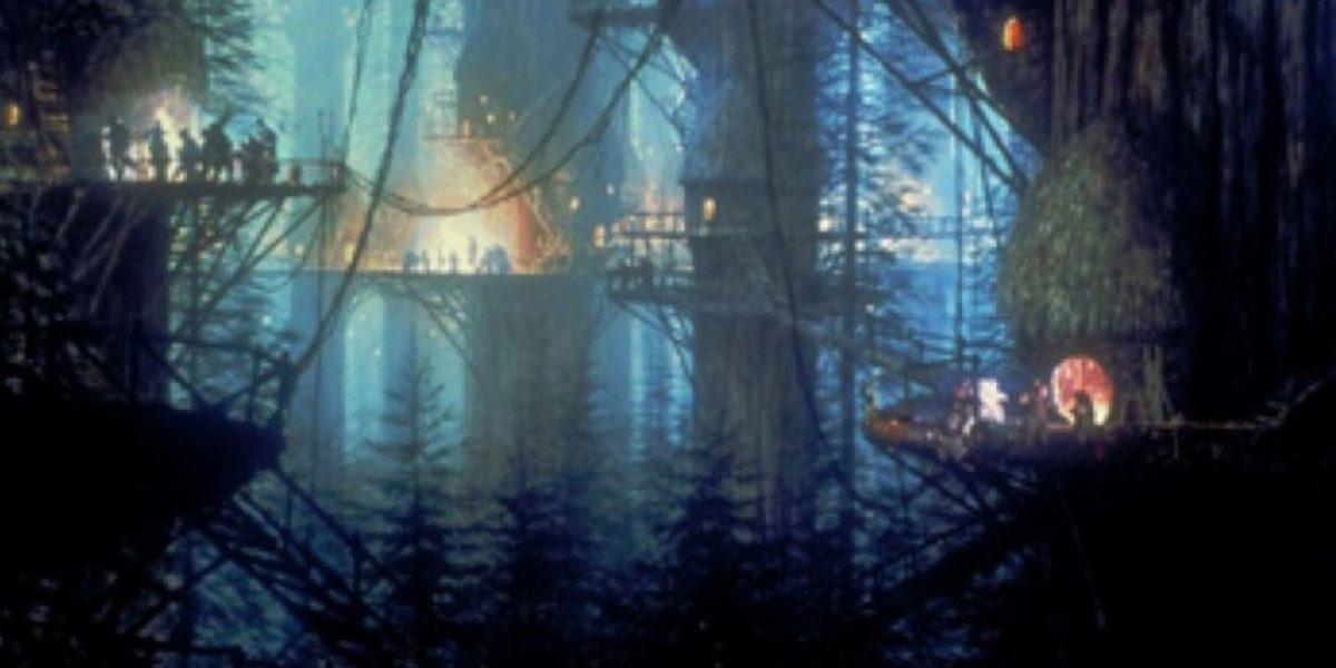 ¿Dónde están? 10 hermosos lugares del cine que existen en la vida real