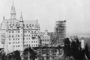 Inspirado en el castillo de Neuschwanstein, de Alemania Foto:Wikipedia. Imagen Por: