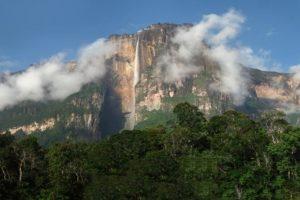 Están inspiradas en Salto Ángel, una de las mayores atracciones turísticas de Venezuela Foto:Wikipedia. Imagen Por: