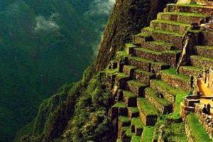 Está inspirado en Machu Picchu, en Perú Foto: Wikipedia. Imagen Por: