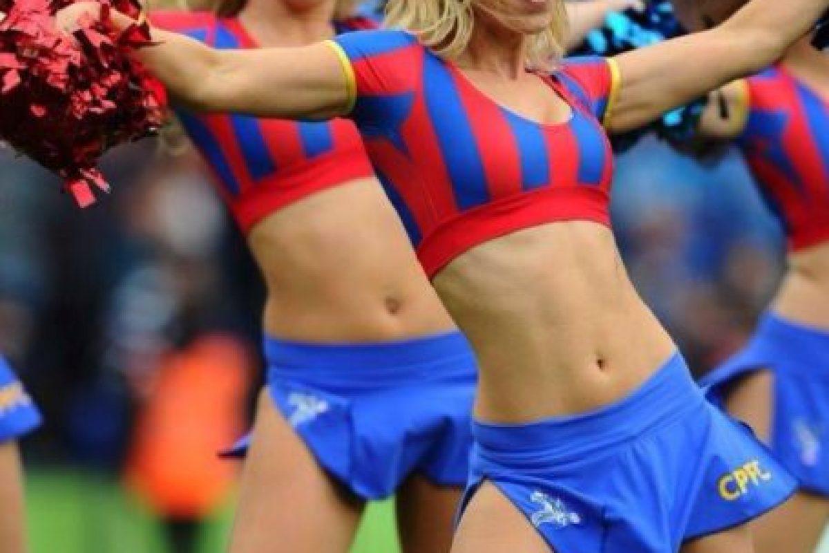 Conjunto de la Premier League Foto:Facebook: The Crystals. Imagen Por: