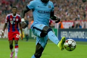 El francés juega en el Manchester City Foto:Getty. Imagen Por:
