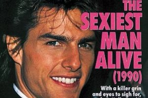 1990, Tom Cruise Foto:People. Imagen Por: