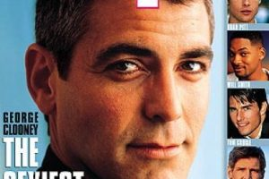 1997, George Clooney Foto:People. Imagen Por: