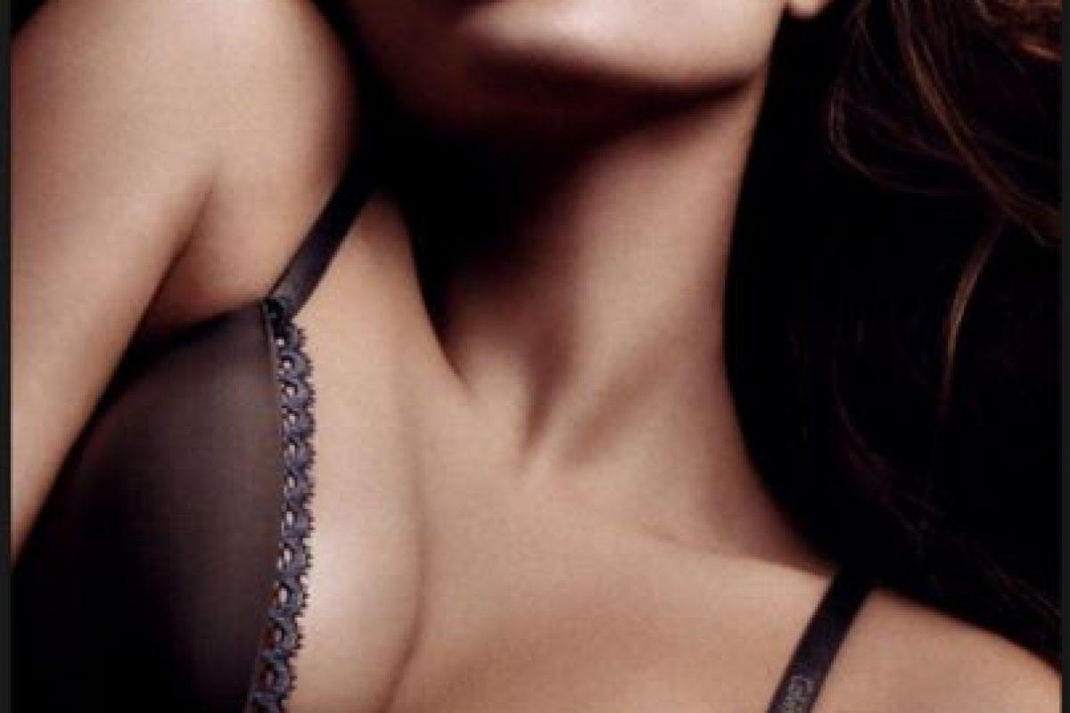 Modeló para la marca en 2008 Foto:Calvin Klein. Imagen Por: