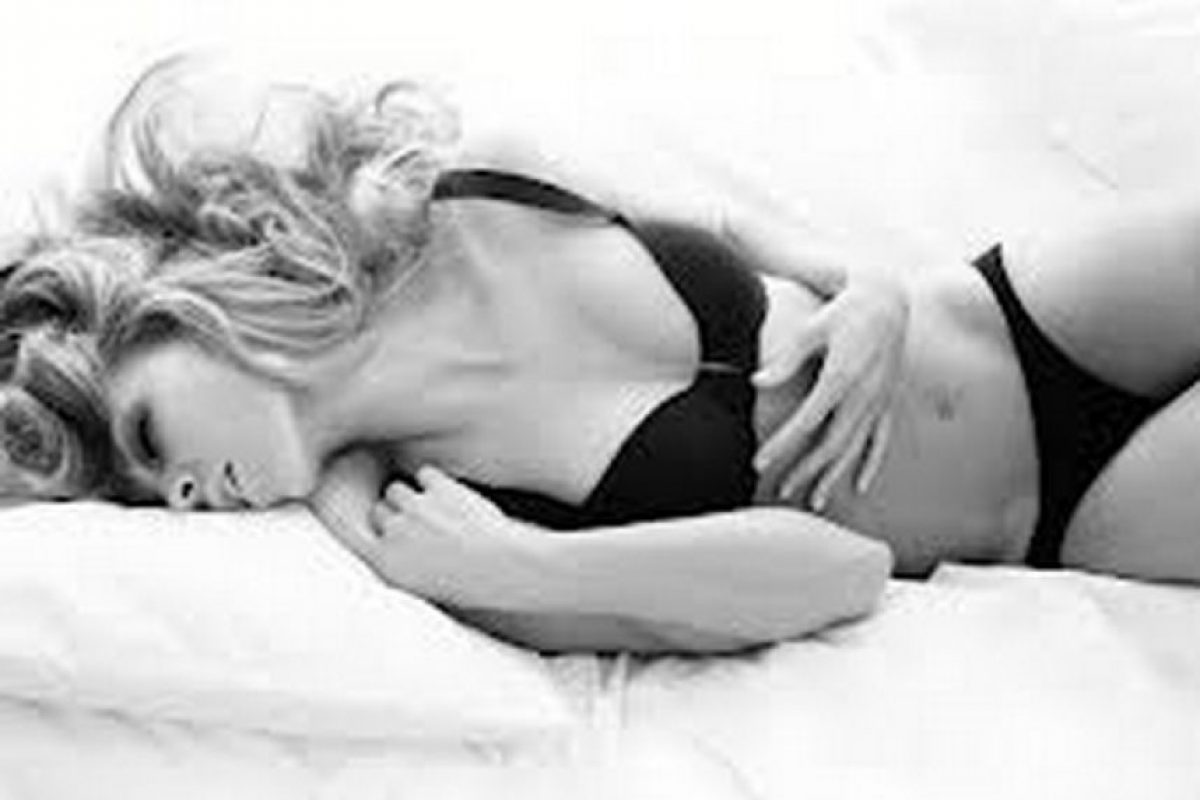 Hilary Swank Foto:Calvin Klein. Imagen Por: