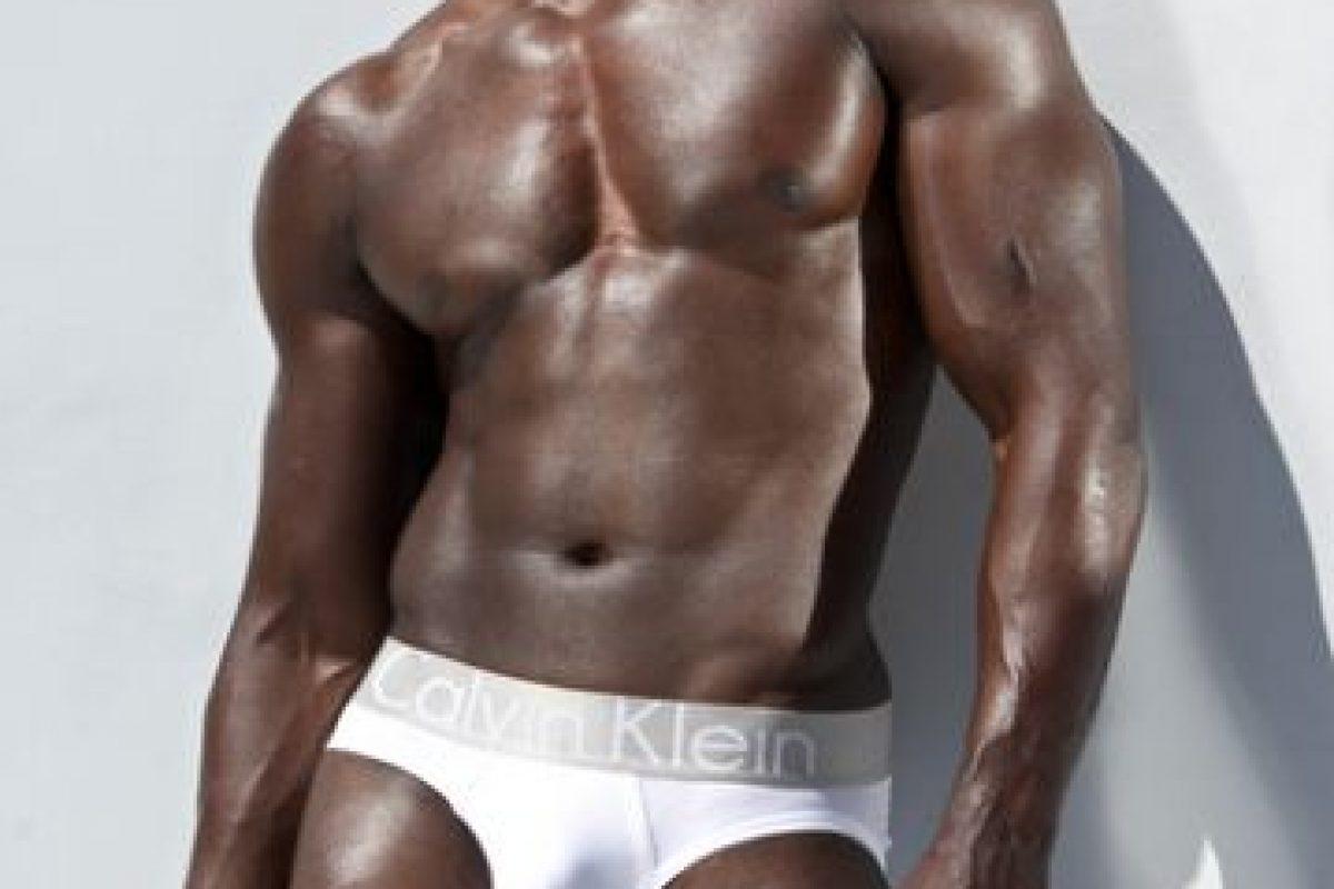 firmó un contrato con Calvin Klein en 2007 Foto:Calvin Klein. Imagen Por: