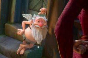 Borracho y coqueto, siempre aporta humor a la película Foto:Disney. Imagen Por: