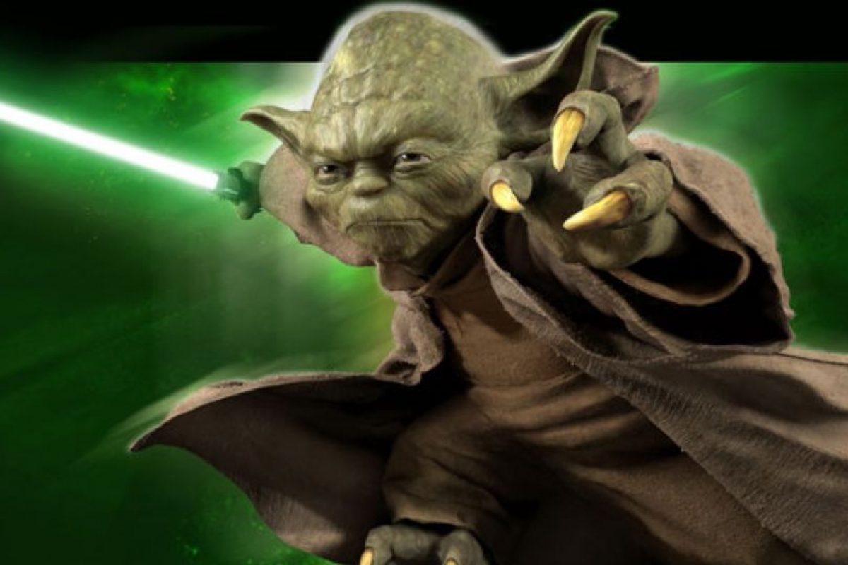 El Maestro Yoda, de Star Wars Foto:Disney. Imagen Por: