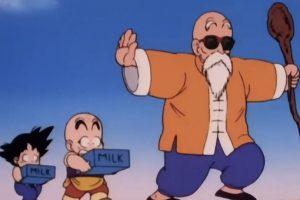 """El Maestro Roshi, de """"Dragon Ball"""" Foto:Toei. Imagen Por:"""