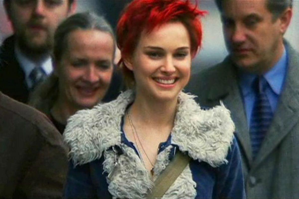 La actriz tenía 23 años Foto:Sony Pictures Entertainment. Imagen Por: