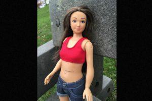"""Uno puede """"diseñar"""" su muñeca Foto:Lammily. Imagen Por:"""