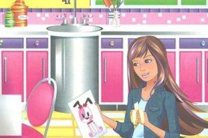 Barbie crea un juego de perritos para niños Foto:Random Mondadori. Imagen Por: