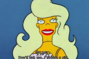 """Así como """"Stacy"""", Barbie muestra ser una total incompetente diseñando juegos Foto:Fox. Imagen Por:"""