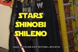 """El adolescente se apodó como """"Shinobi Shileno"""", haciéndose famoso en la web. Foto:Reproducción. Imagen Por:"""