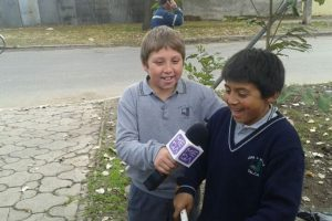 """El """"Tarro"""" junto a un amigo. Foto:Mega. Imagen Por:"""