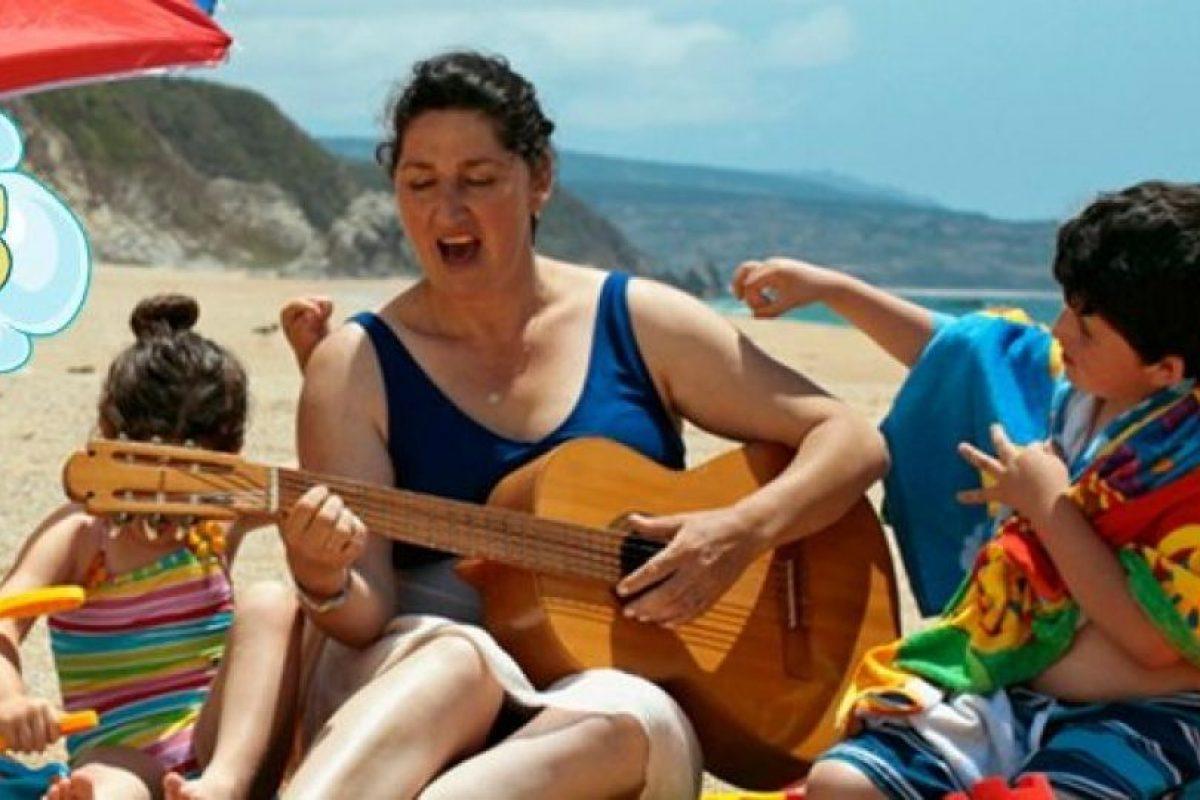 La fama fue tan grande que incluso grabó una parodia de su canción para una campaña del Gobierno. Foto:Reproducción. Imagen Por: