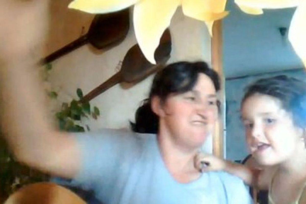 """""""Adiós Tía Patty, Adiós Tía Lela"""" fue un hit gracias a la entretenida secuencia de un video aparecido en Youtube. Foto:Youtube. Imagen Por:"""