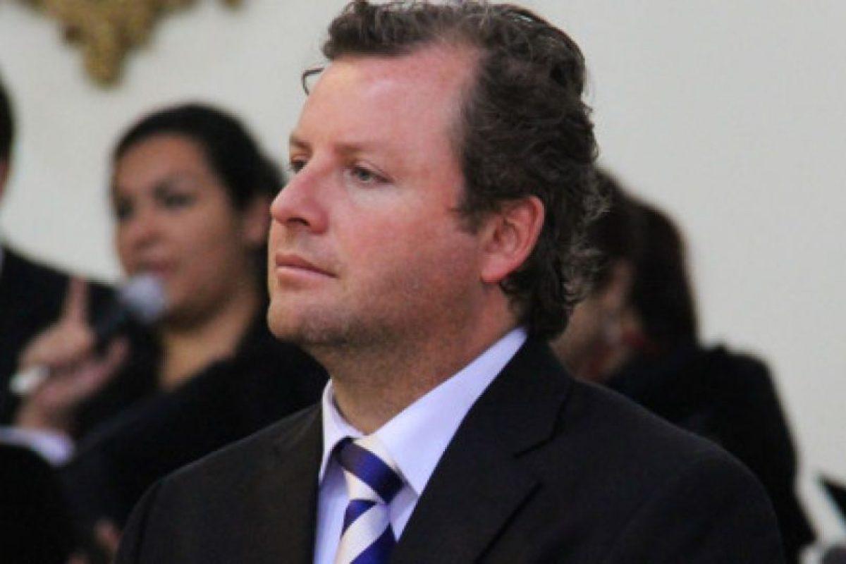 Renzo Trisotti, diputado UDI por el distrito 2 de la Región de Tarapacá. Foto:Reproducción / trisotti.cl. Imagen Por: