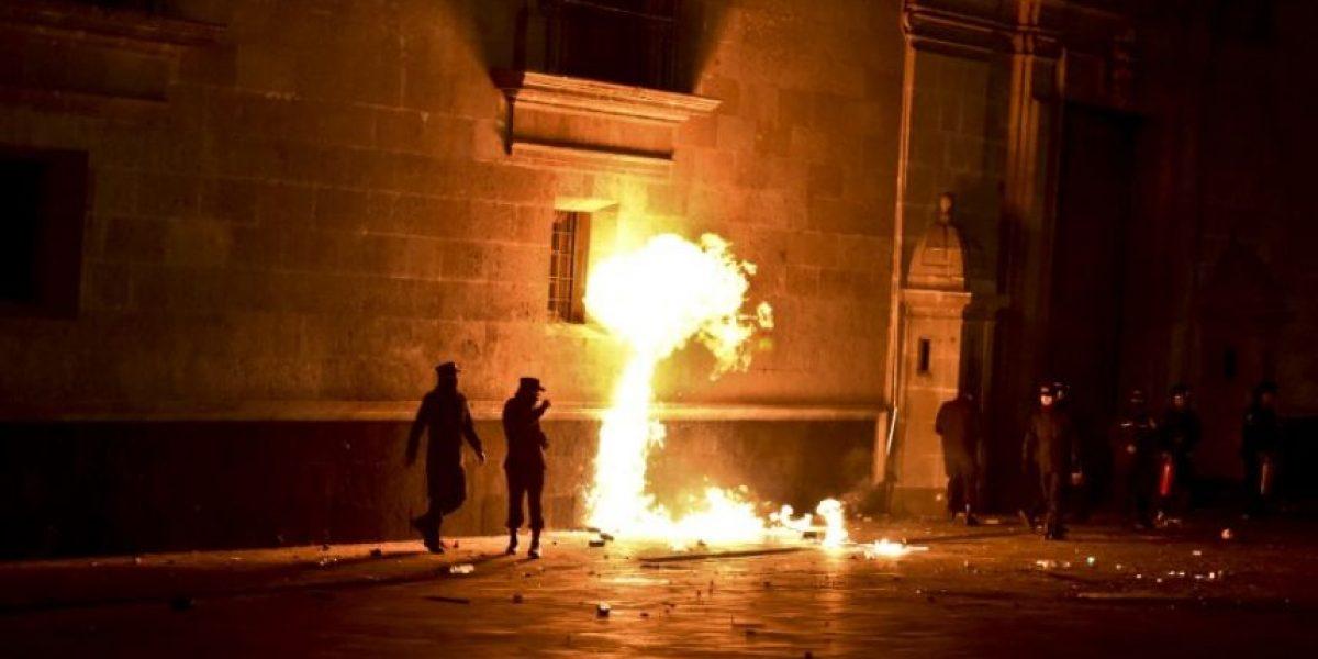 15 palabras clave para entender las protestas en México