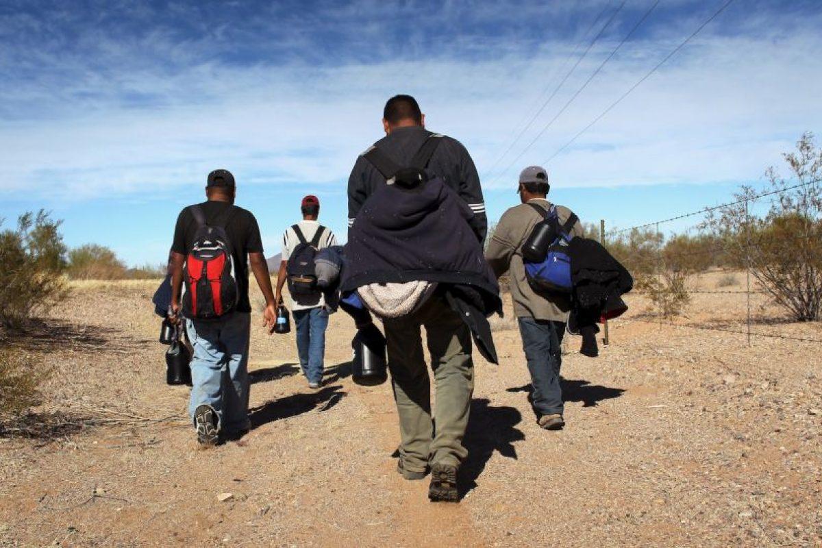 El país latinoamericano con mayor número de peticiones de asilo es Guatemala, con 222. Foto:Getty Images. Imagen Por: