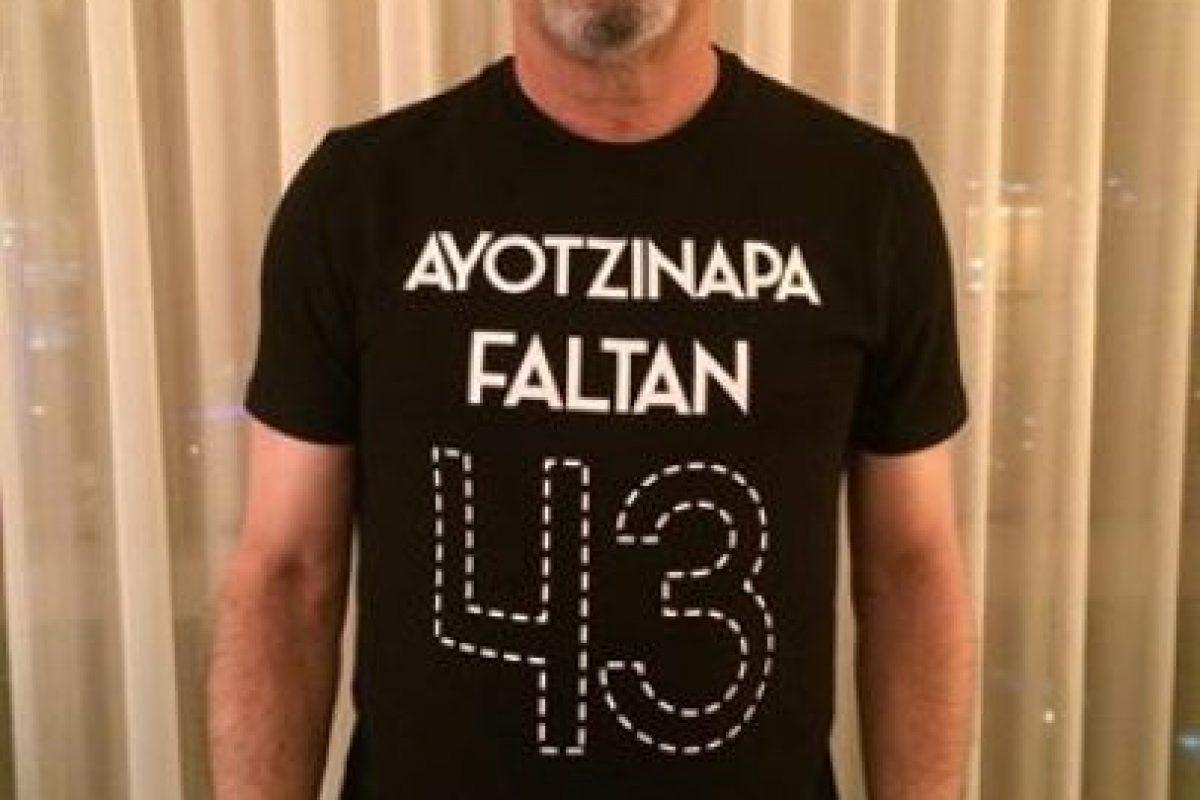 Foto:Facebook: Rubén Blades. Imagen Por: