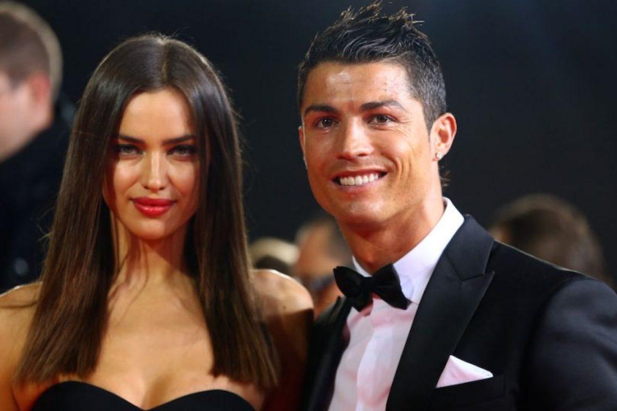 Irina Shayk y Cristiano Ronaldo. Foto:Getty Images. Imagen Por: