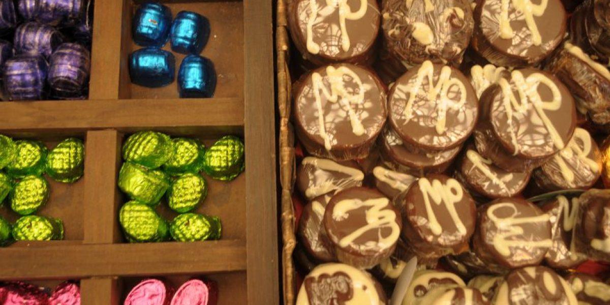 Un dulce fin de semana: visite el 8º Salón del Chocolate