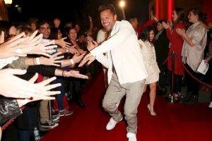Estas son algunas celebridades que defilarán en el MGM Grand de Las Vegas: el cantante puertorriqueñoRicky Martin Foto:Getty. Imagen Por: