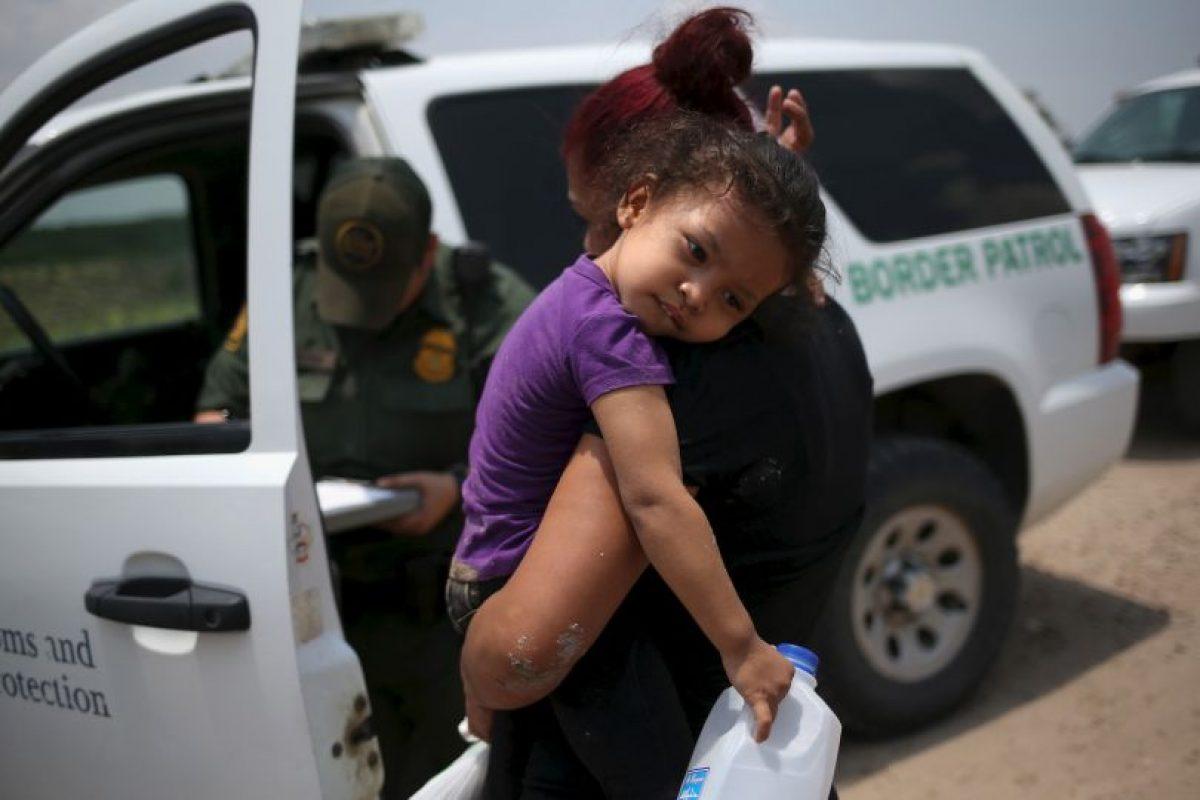 Aproximadamente el 25% de los inmigrantes trabaja en el sector agrícola Foto:Getty Images. Imagen Por: