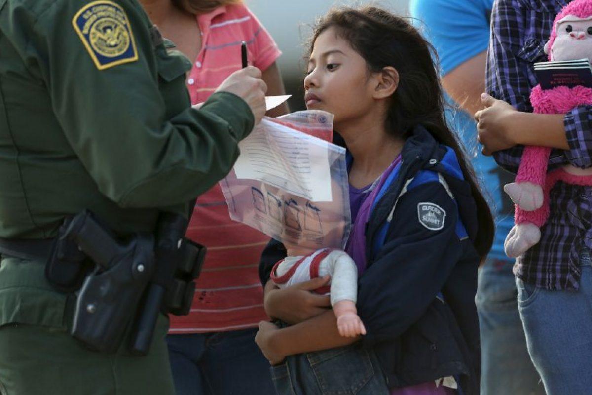 Estos datos fueron compartidos por el sitio inmigracion.about.com Foto:Getty Images. Imagen Por: