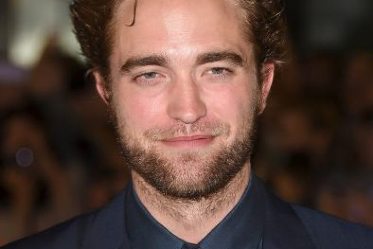2014, Robert Pattinson Foto: Getty Images. Imagen Por:
