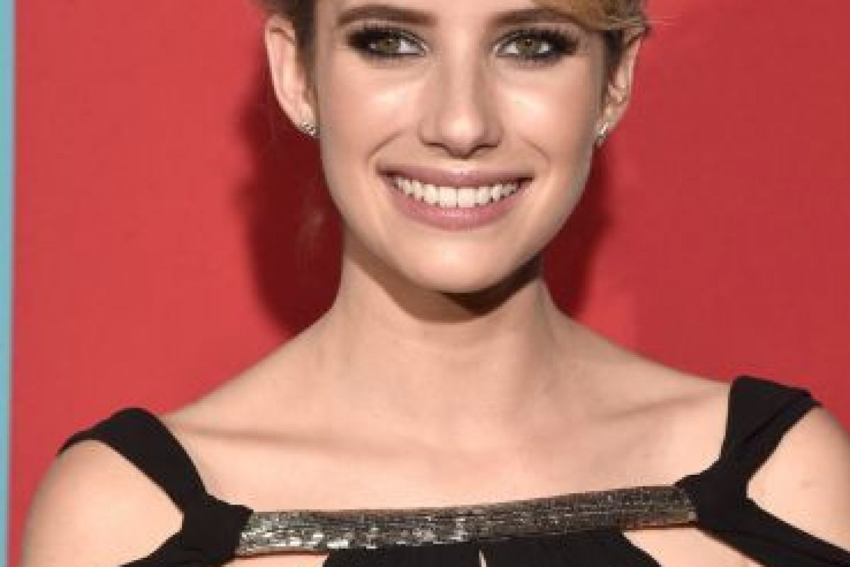 2014, Emma Roberts Foto:Getty Images. Imagen Por: