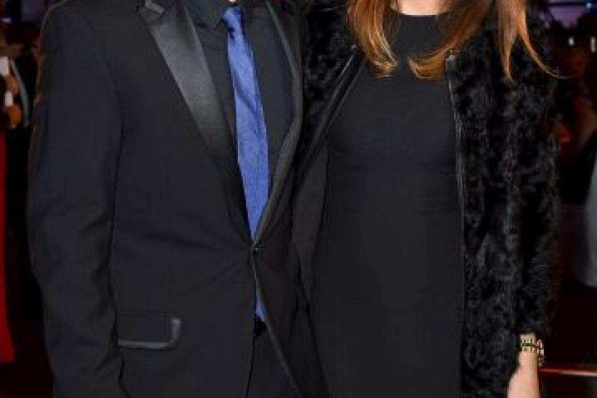 Andrés Iniesta y Anna Ortiz. Foto:Getty Images. Imagen Por:
