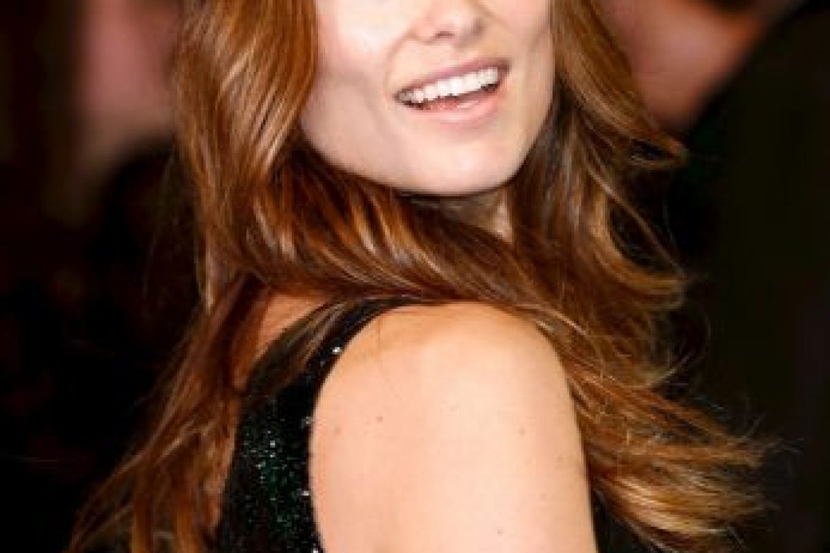 2014, Olivia Wilde Foto:Getty Images. Imagen Por:
