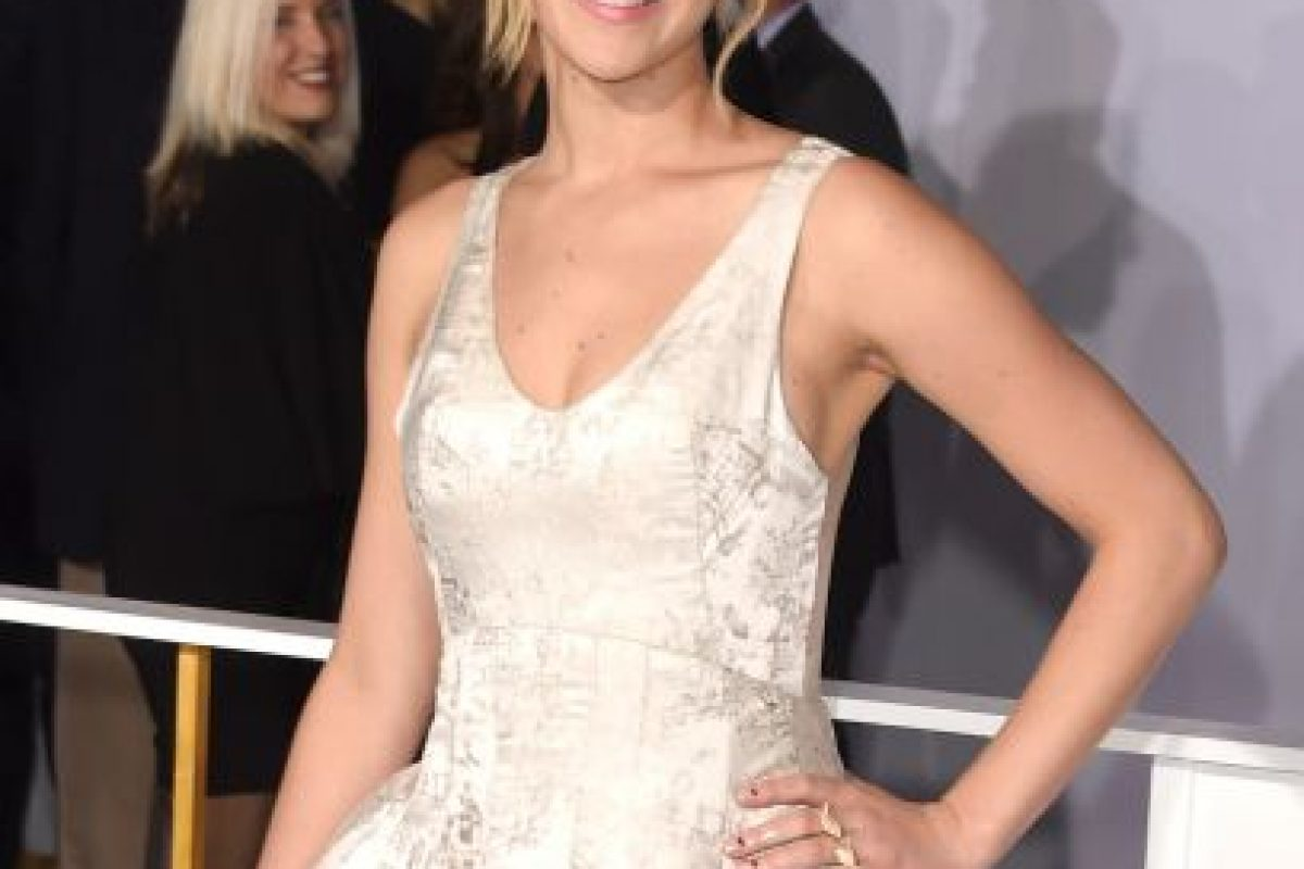 2014, Jennifer Lawrence Foto: Getty Images. Imagen Por: