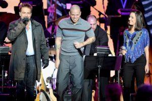 El dúo puertorriqueño Calle 13 Foto:Getty. Imagen Por:
