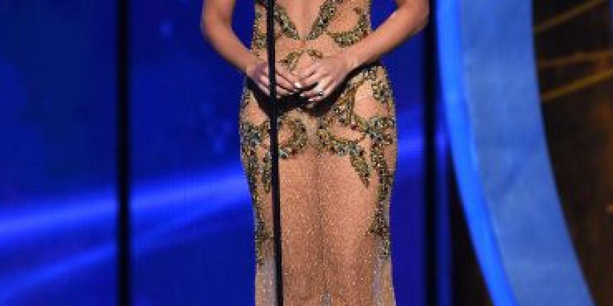 FOTOS: El sensual look de Roselyn Sánchez en los Grammy Latino