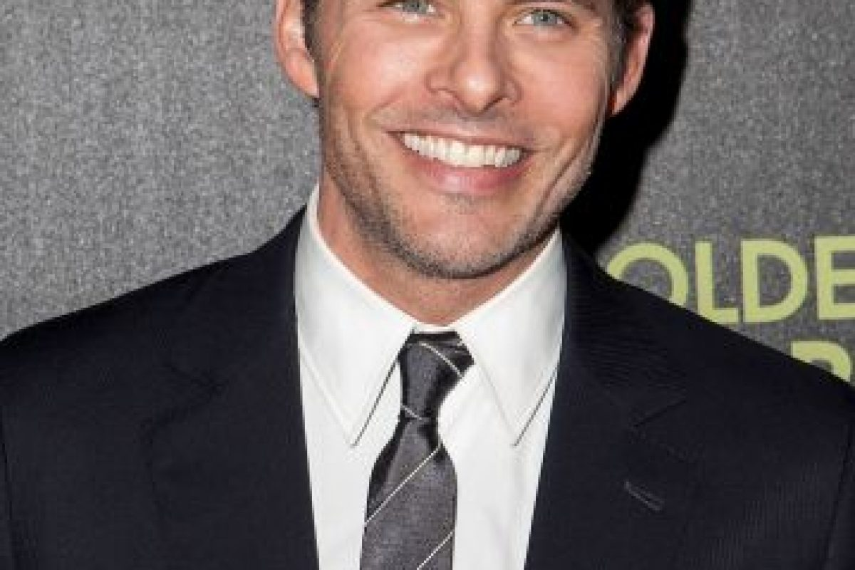 2014, James Marsden Foto: Getty Images. Imagen Por: