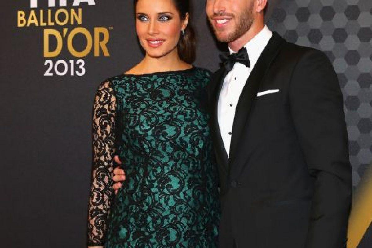 Sergio Ramos y Pilar Rubio. Foto:Getty Images. Imagen Por: