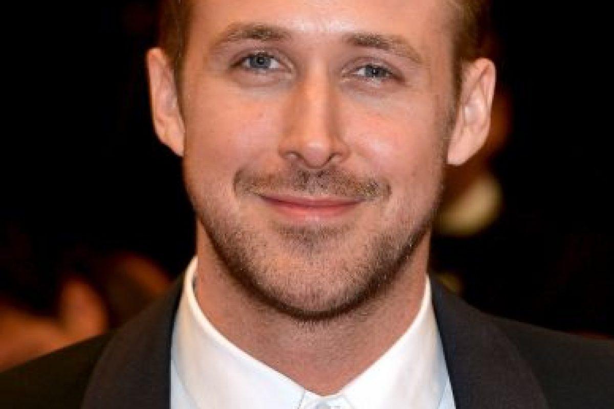 Su nombre completo es Ryan Thomas Gosling Foto:Getty Images. Imagen Por: