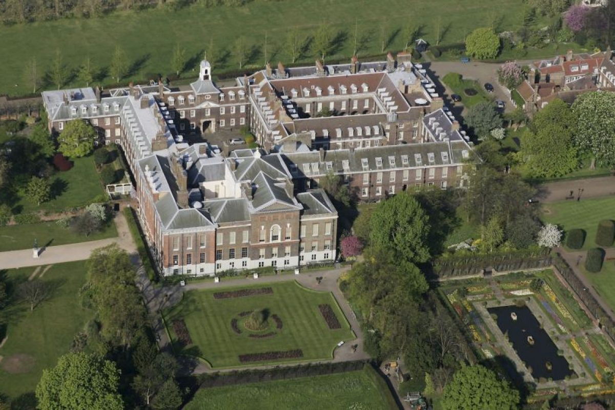 9. Kensington Palace Gardens Foto:Getty Images. Imagen Por: