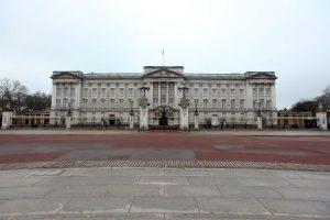 1. El Palacio de Buckingham Foto:Getty Images. Imagen Por: