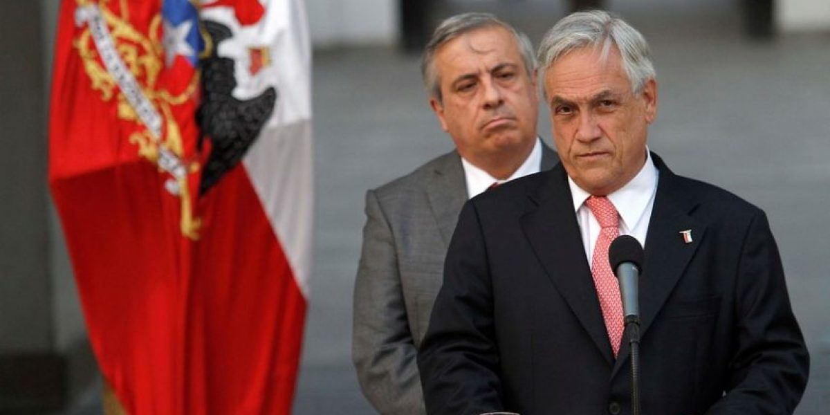 """Mañalich postula a Piñera a segundo mandato: """"Sería buena idea"""""""