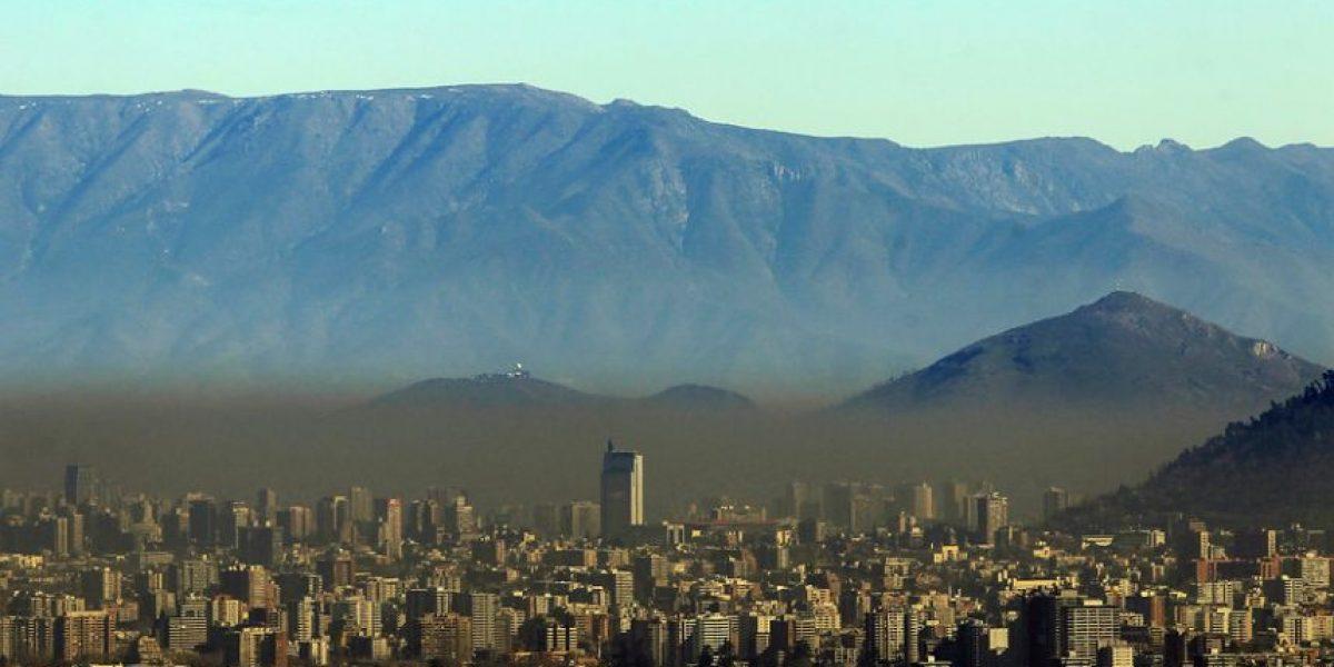Contaminación del aire y basura: los problemas ambientales que preocupan a los chilenos