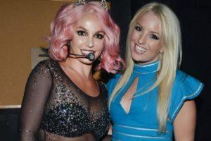 Michaela Weeks trabaja como la doble de Britney Spears. Foto:Instagram/Michaela Weeks. Imagen Por: