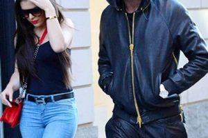 Paul Pogba y su novia. Foto:vía gossip.it. Imagen Por: